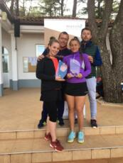 Isabella Tcherkes Zade conquista il titolo in doppio nel torneo ITF Junior Tour di Vrsar (grado 1)