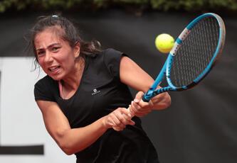 Anastasia Piangerelli centra l'ingresso nel tabellone principale del 15mila dollari ITF di Tarvisio