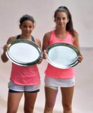 Andrea Maria Artimedi in semifinale nel torneo under 16 Tennis Europe di Mestre