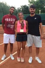 Anastasia Piangerelli vince da protagonista l'Open del Nettuno Bologna