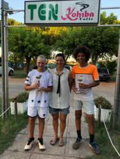 Giorgia Di Muzio in luce al 'San Marino Junior Open' ITF: quarti in singolare e finale in doppio