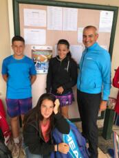 Brillano le allieve della San Marino Tennis Academy al torneo ITF Junior Tour di Cipro