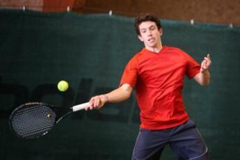 Federico Bertuccioli avanza nel torneo ITF Future del Cairo