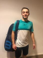 Diego Bravetti si qualifica per il tabellone principale nell'under 16 Tennis Europe di Zoetermeer