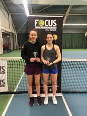Andrea Maria Artimedi si ferma solo in finale nel torneo Tennis Europe under 16 di Rotterdam