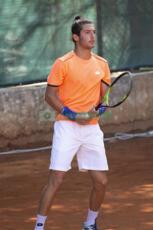 Andrea Picchione lotta tre ore ma esce al primo turno nel Futures ITF di Netanya
