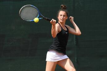 Andrea Maria Artimedi in semifinale nel torneo ITF Junior Tour di Telavi
