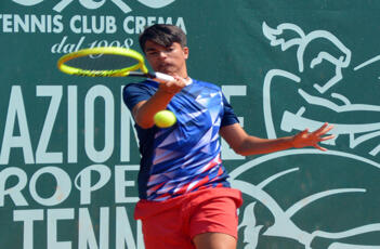 Ivan La Cava raggiunge i quarti nella 'San Marino Junior Cup' under 16