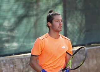 Andrea Picchione si qualifica per il main draw del Future ITF di Santa Cristina di Val Gardena