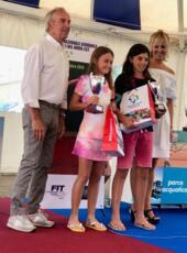 Sveva Azzurra Pansica si piazza in finale a Cordenons nell'ultima tappa Junior Next Gen Italia