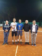 Andrea Picchione conquista l'Open di Cervia e si qualifica per i quarti a Chieti con un