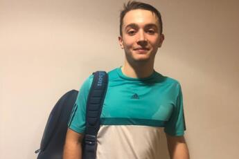 Junior Tour ITF Bari: avanzano La Cava e Bravetti, che elimina Pampanin tricolore under 16