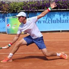Andrea Picchione promosso dalle qualificazioni nel Future ITF di Antalya