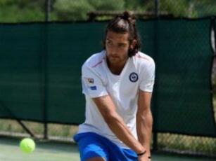Andrea Picchione si ferma al primo turno del tabellone principale nel Future di Antalya