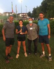 Sveva Azzurra Pansica vince da protagonista il torneo di 3ª categoria a Fermignano