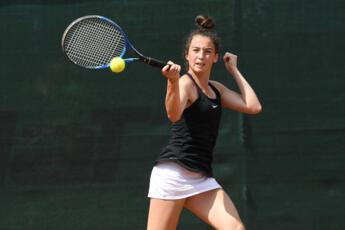 Andrea Maria Artimedi lanciatissima nell'ITF Junior Tour di Tremosine: finale in singolo e doppio