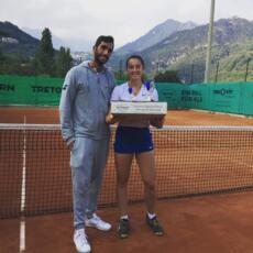 ITF Junior Lago di Garda: per Andrea Maria Artimedi titolo in doppio e finale in singolare