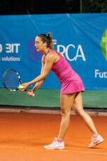 WTA Stuttgart: Barberi defeated by Kutnetsova.
