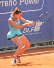WTA Oeiras: Gioia missed the great win.