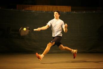 ITF Junior di Prato: Bertuccioli sfida Reitano.