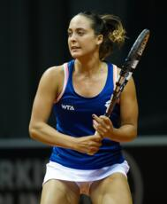 Internazionali BNL d'Italia: Barbieri yields to Razzano in three sets.