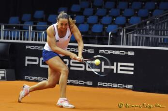 WTA Strasbourg: Barbieri in the qualifying.