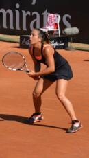 WTA Strasbourg: tough start for Barbieri and Kovalets.