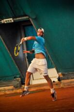 Pesaro Open: Grossi defeated in three sets.
