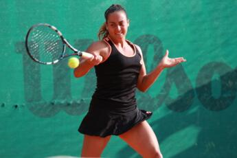ITF of Padova: Gioia Barbieri in the final in doubles.