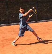 Torneo u/14 di Cervia: Simoncini punta al titolo.