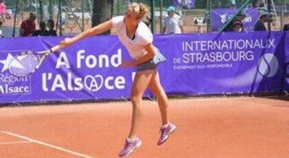 ITF Siofok: Kovalets starts in the right way.