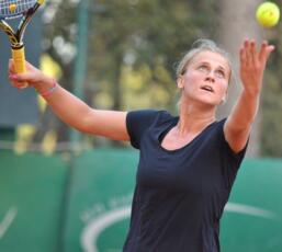 ITF Siofok: Kovalets super, is in the quarterfinals.