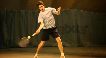 ITF Junior Corfu: Bertuccioli super, defeated the # 1!