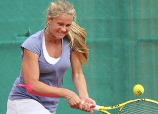 ITF Torun: Kovalets reached the second round.