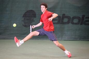ITF Junior di Preveza: Bertuccioli cede a Iliopoulos.