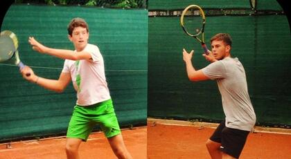 ASSET BANCA Junior Open: De Rossi and Bertuccioli for the title.