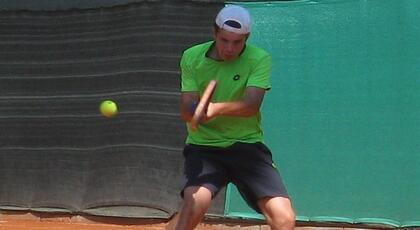 Swiss Junior Trophy: Stramigioli batte il n.1 e vola in main draw.