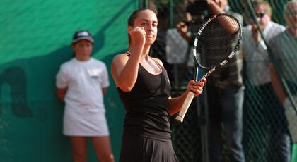 Classifiche WTA: nuovo best ranking per Gioia Barbieri (n.177).