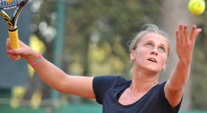 ITF Sofia: good debut for Kovalets.