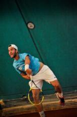 Torneo Open di Pergola: Grossi è nei quarti.