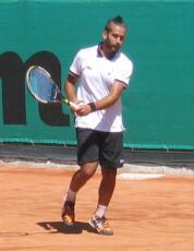 Torneo Open di Pergola: Grossi si arrende in finale.
