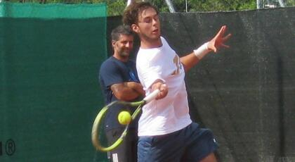 ITF Futures of Santa Margherita di Pula: De Rossi and Galimberti ok in doubles.