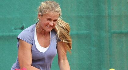 ITF Mumbai: good debut for Sofiya Kovalets.