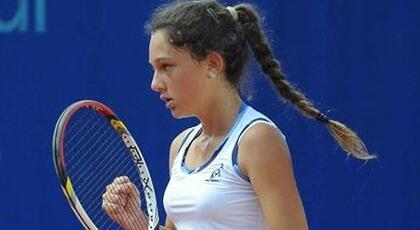 ITF Junior Tunis: Maria Vittoria Viviani gets the qualification.
