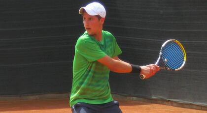 ITF Junior Hammamet: Dell'Ospedale and Viviani ok in qualies.