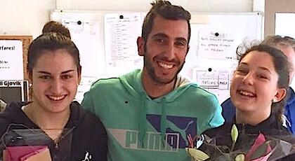 ITF Junior Gjovik (double): Viviani and Bandecchi win the title.