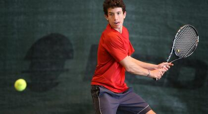 ITF Junior Oslo: Bertuccioli and Viviani ahead!