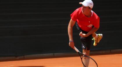 ITF Junior di Umago: Bertuccioli e Dell'Ospedale eliminati.