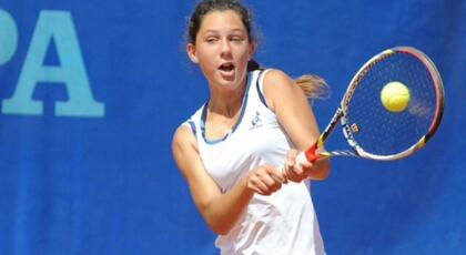 ITF Junior Florence: Viviani out, now it's up to Bertuccioli.