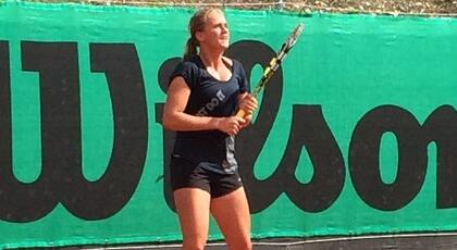 ITF Santa Margherita di Pula: Kovalets out at debut match.